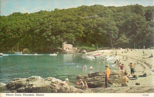 Elberry Cove, Paignton, Brixham, History