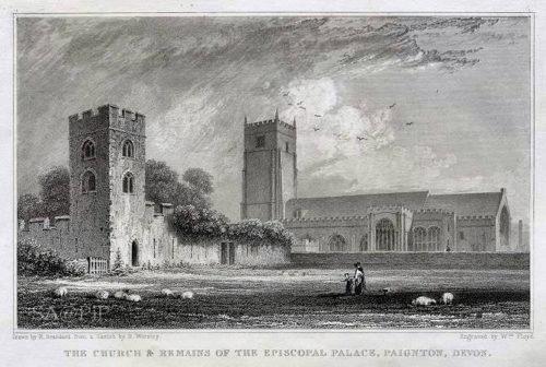 Bishops Place Paignton History