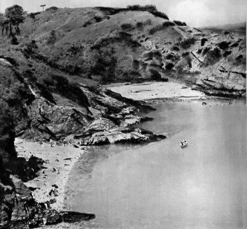 Fishcombe and Churston Coves Brixham History