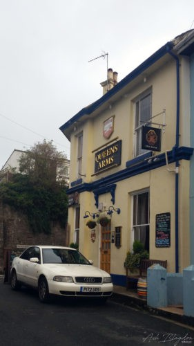 Queens Arms, Brixham 2014