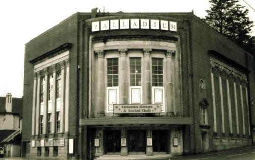 The Palladium Cinema Torquay Road Paignton History