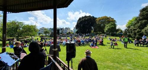 Courtenay Park Newton Abbot 2020