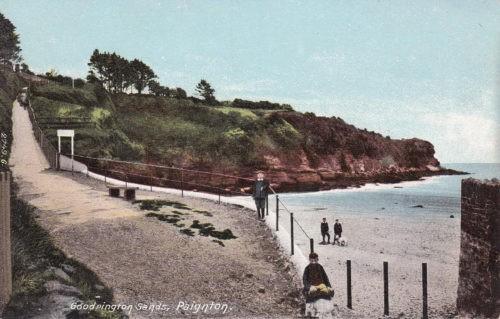 Historical image of Goodrington Beach