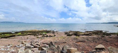 Goodrington Beach Paignton 2020 3