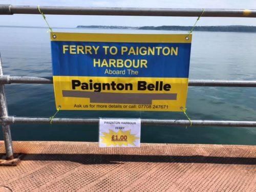 Goodrington Promeade Ferry 500x375 - Goodrington Promenade & Cliff Gardens in 360º