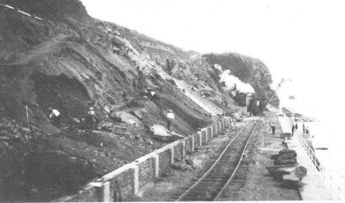 Goodrington Promenade & Cliff Gardens, Paignton History