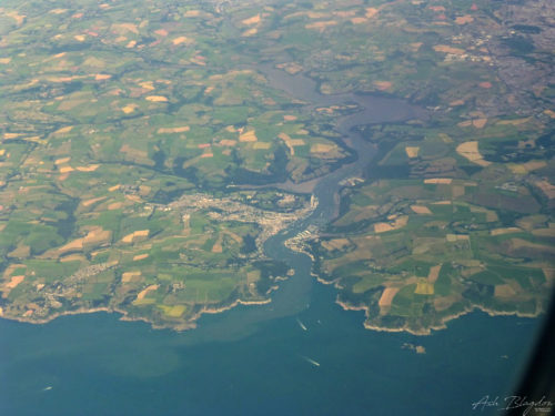 Dartmouth, Kingswear Aerial, Standard