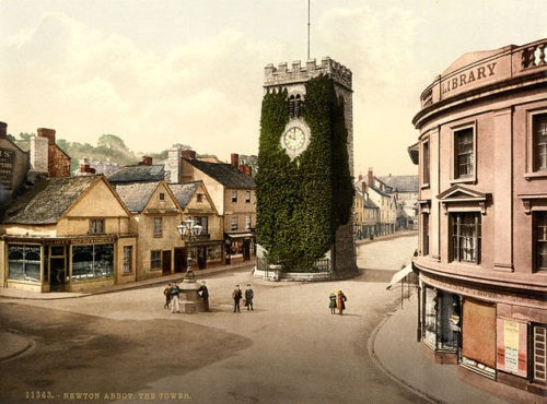 Newton Abbot Clock Tower History