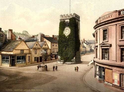 Newton Abbot Clock Tower History
