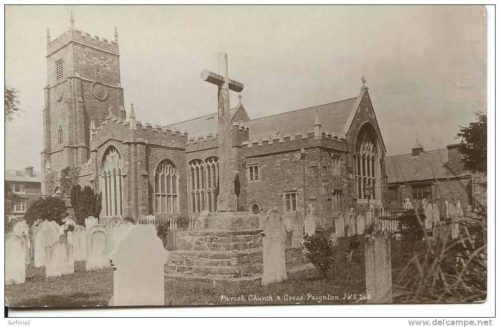 Paignton Parish Church History