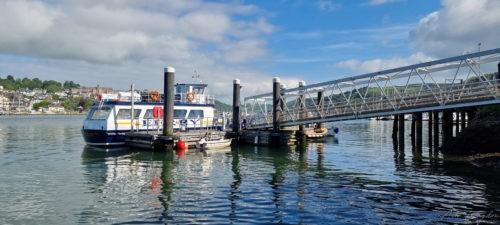 Passenger Ferry Dartmouth Kingswear 2021