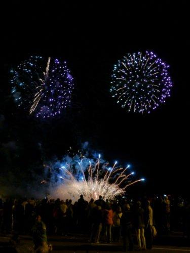 British Firework Championships, Plymouth - Standard