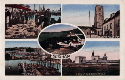 Brixham - History
