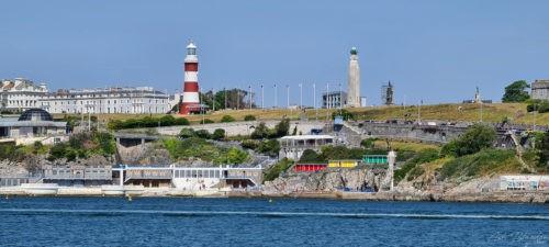 Mount Batten Breakwater Plymouth 2020