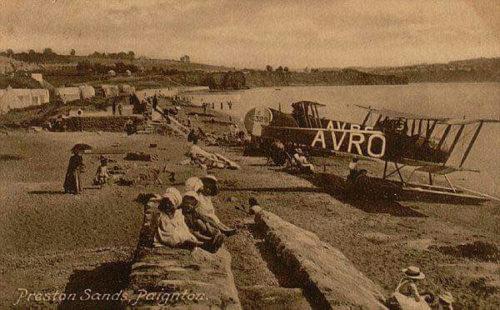 Preston Beach Paignton History