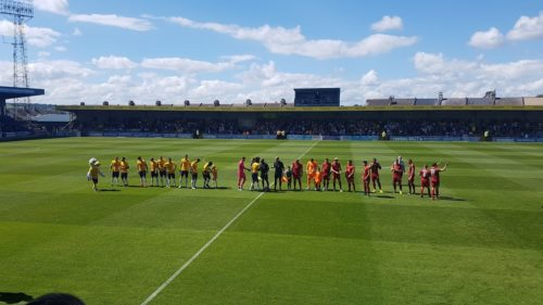 Torquay Utd Football Club, Plainmoor