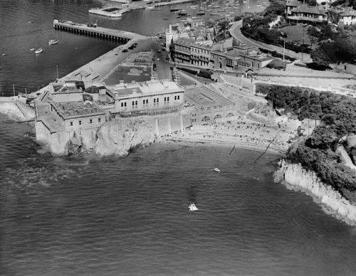 Beacon Cove Marine Spa circa 1928 500x388 - Beacon Cove in 360º