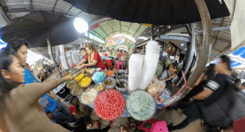 Red Ruby Chatuchak Market, Bangkok, Thailand