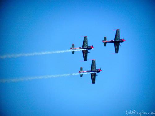 Torbay Airshow, Paignton, Standard