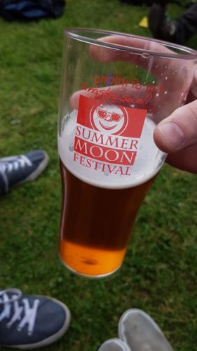 Summer Moon Beer Festival, Kingskerswell