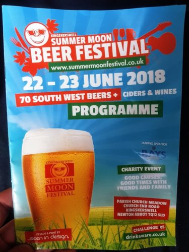 Summer Moon Beer Festival Kingskerswell 5 375x500 - Summer Moon Beer Festival in 360º