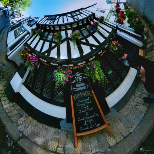 Cherub Inn, Dartmouth Inverted Planet