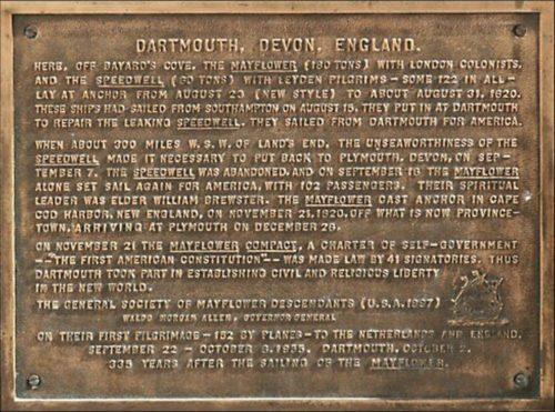 Dartmouth Arms, bayards cove sign