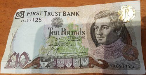 Northern Irish £10