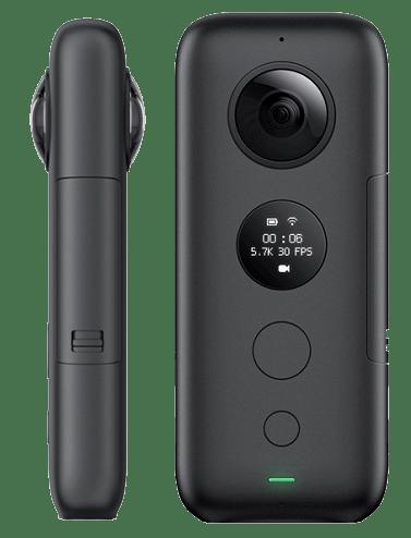 Insta360 One X - 360° News