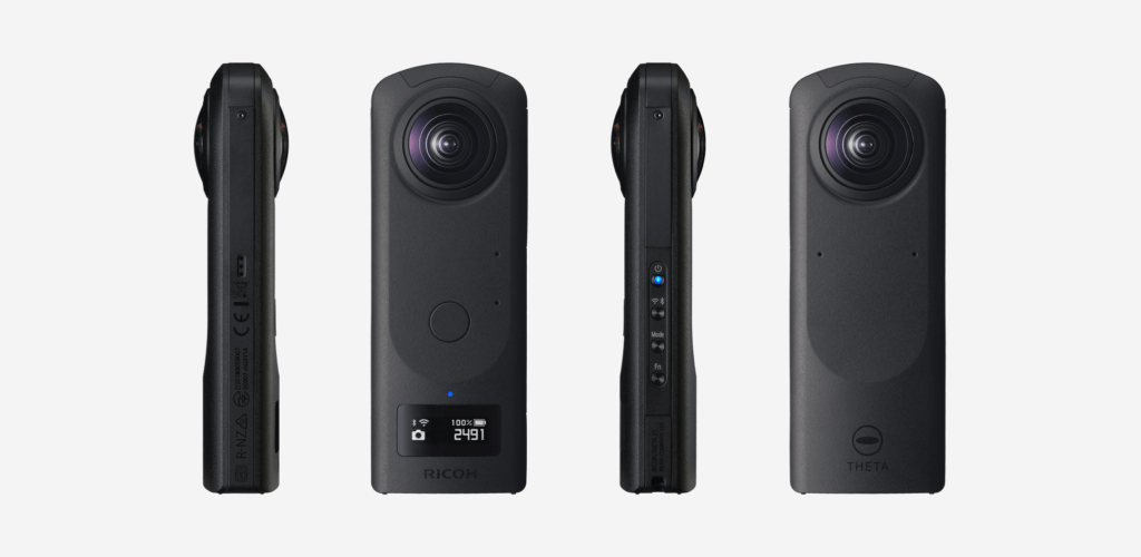 Ricoh Theta z1 1024x500 - What's the Best 360 Camera for Google Street View Photography?