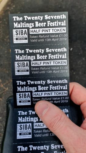2019 Tickets Tuckers Maltings
