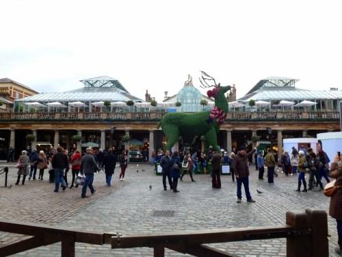 Christmas in London 500x375 - Bucket List