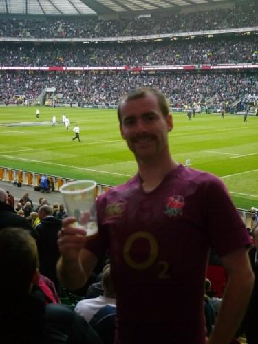 England Rugby Union 375x500 - Bucket List