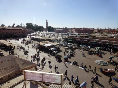 Haggle in the Souks Medina Marrakech 500x375 - Bucket List