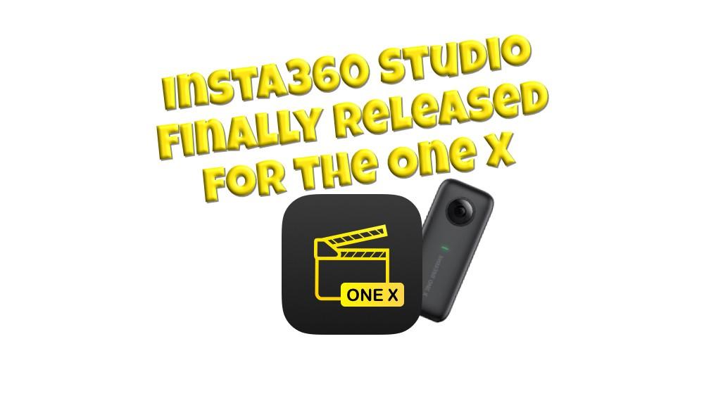 Insta360 One X Cover