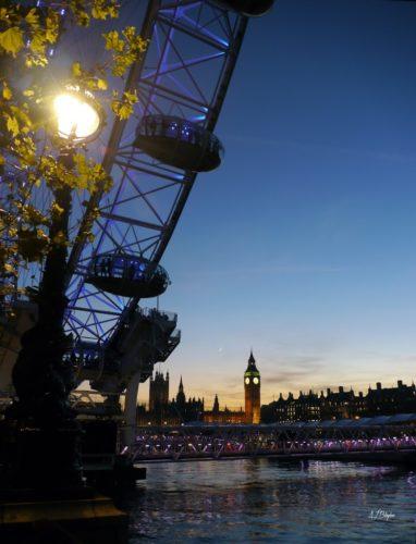 London Eye 382x500 - Bucket List
