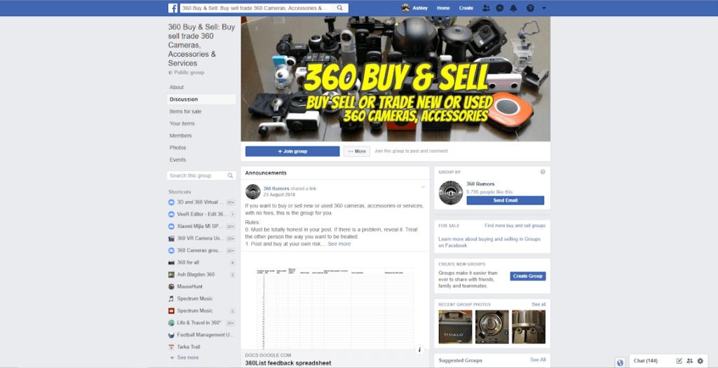 360 Buy & Sell