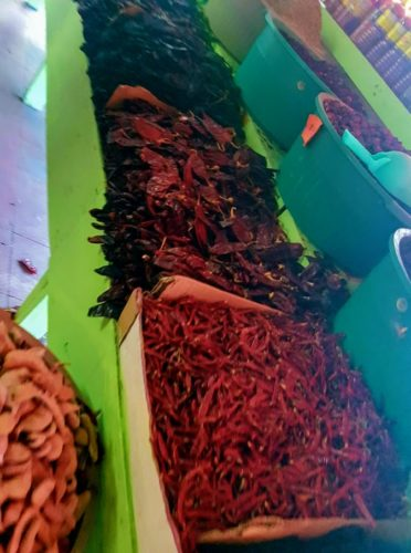 Mercado M. Hidalgo Tijuana Mexico