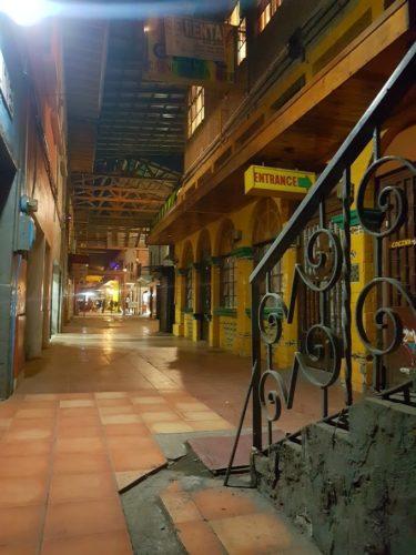 Rodríguez Passage Tijuana Mexico