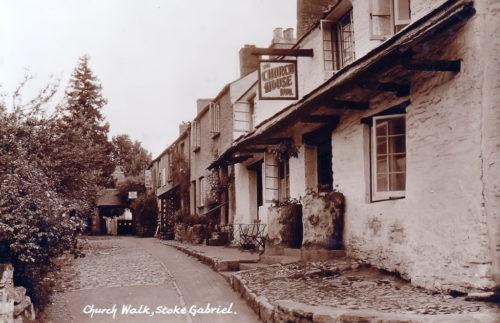 Church House Inn Stoke Gabriel Paignton History