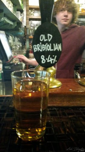 Bristol, The Apple cider