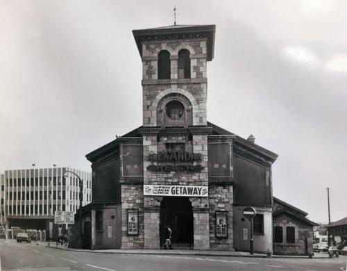 Alexandra Theatre 1972, Newton Abbot - History