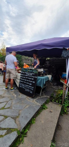 Food stall Bay Horse Inn