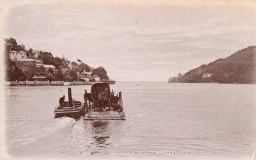 Lower Ferry Dartmouth, History