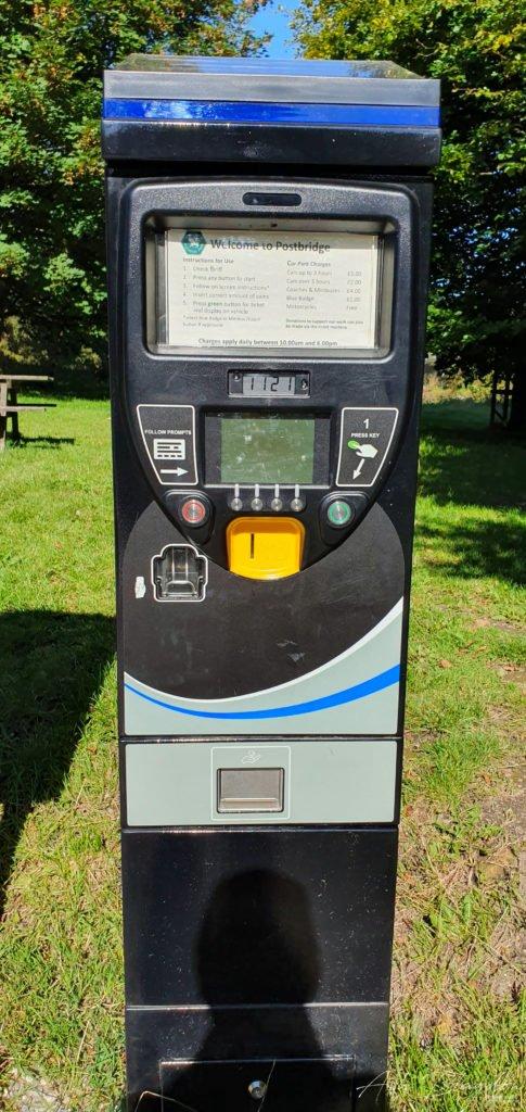 a parking meter