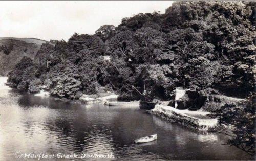 Warfleet Creek, Dartmouth, History