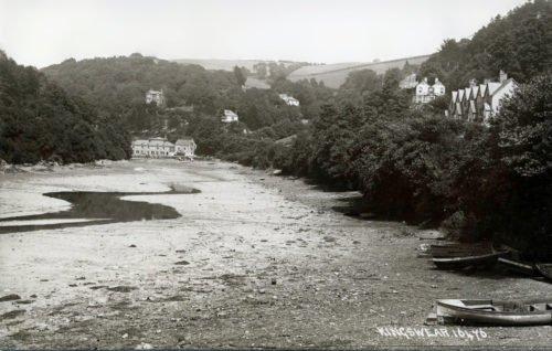 Waterhead Creek, Kingswear, History