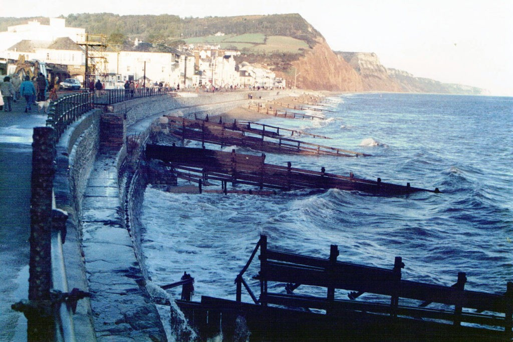 Early 90s Sidmouth History