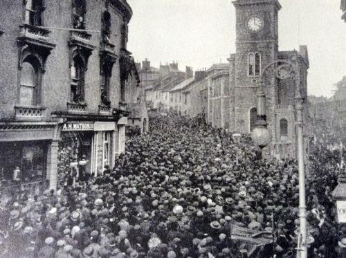 1910 election Torquay History