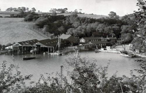 Galmpton Creek, Paignton - History
